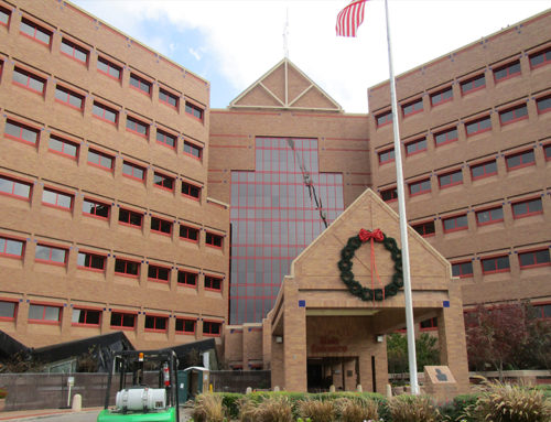 Brooke Army Medical Center Roof Repairs