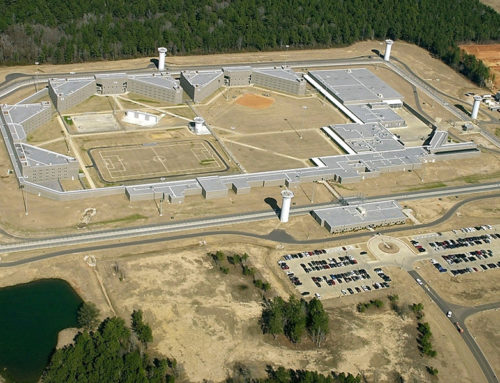 FCI Medium Security Prison – Pollock
