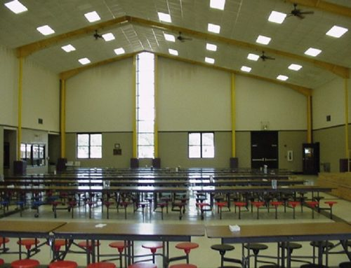 Marksville Elementary School Cafeteria